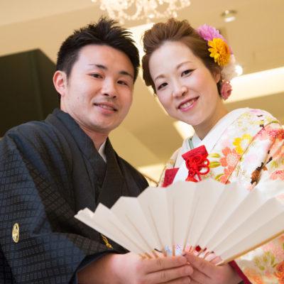 TOSHIFUMI&SANAE